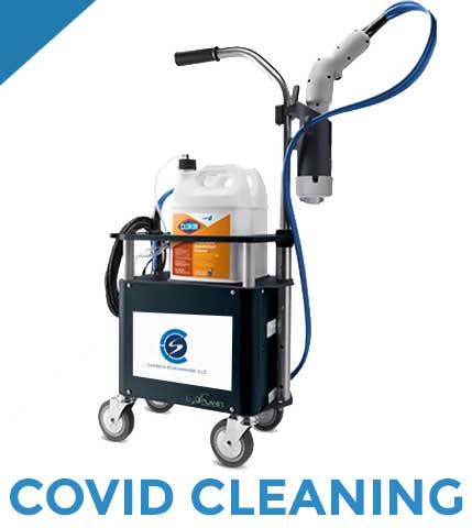 COVID Cleaning Dallas